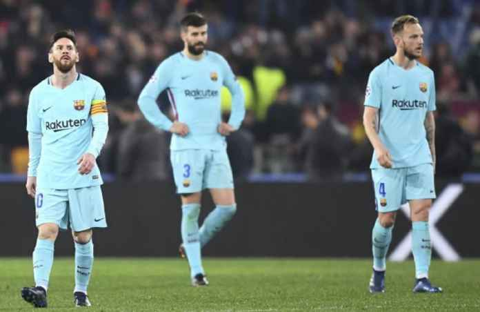 Barcelona Kesulitan di Laga Tandang Liga Champions
