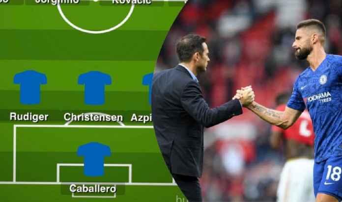 Frank Lampard Tak Lakukan Perubahan di Chelsea vs Bayern Munchen