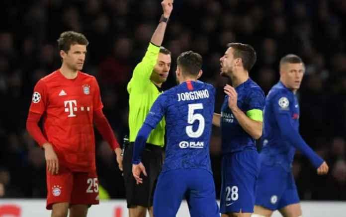Chelsea Juga Tanpa Jorginho di Leg Kedua Kontra Bayern Munchen