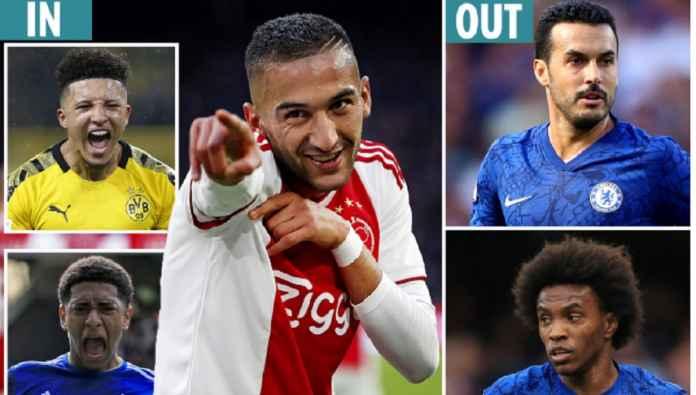Chelsea Buang Tiga Datangkan Empat di Musim Panas