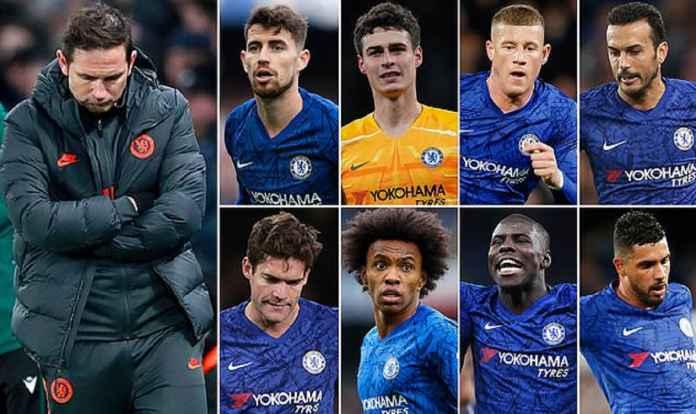Frank Lampard Cuci Gudang, Jual Delapan Pemain Chelsea Akhir Musim Ini