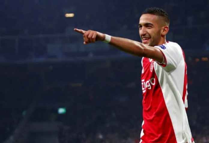 Hakim Ziyech Setuju Kontrak Lima Tahun di Chelsea Jelang Transfer Musim Panas