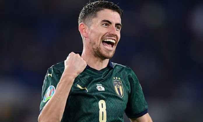 Chelsea Bisa Lepas Jorginho ke Juventus di Musim Panas