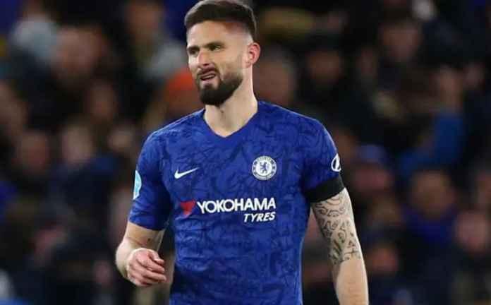 Olivier Giroud 100 Persen Fokus pada Chelsea Setelah Gagal Hengkang