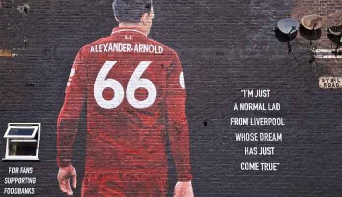 Trent Alexander-Arnold, Curtis Jones dan Kembalinya Pesepakbola Jalanan di Liverpool