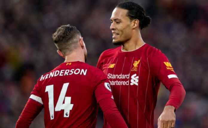 Suporter Liverpool Tertawakan Niat Juventus Gaet Virgil van Dijk