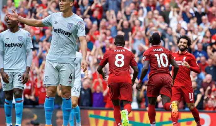 Liverpool Terus Melawan Tim Lemah Empat