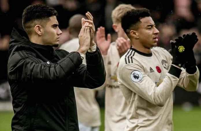 Manchester United Siap Lepas Jesse Lingard dan Pereira Demi Jack Grealish