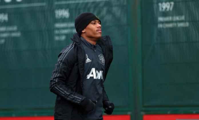 Manchester United Kembali Tanpa Anthony Martial Hadapi Everton