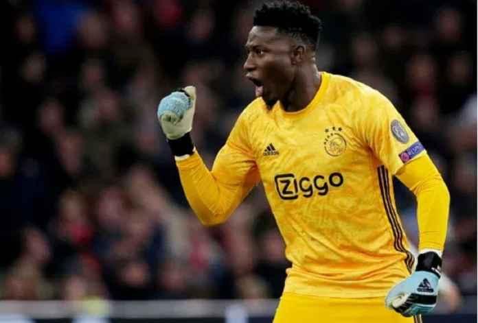 Kiper Ajax Andre Onana Minat Gabung Chelsea