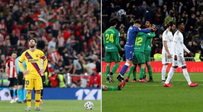 Copa del Rey Pertama dalam 10 Tahun Terakhir Tanpa Barcelona dan Real Madrid