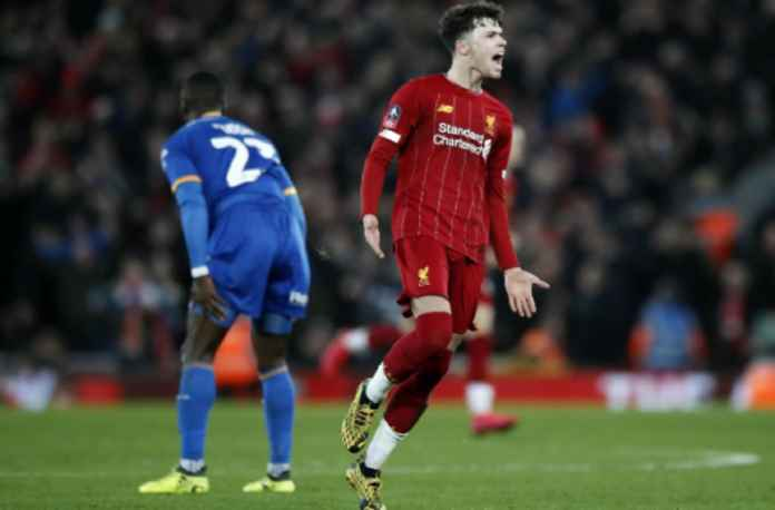 Timnas Inggris dan Wales Rebutan Bintang Muda Liverpool