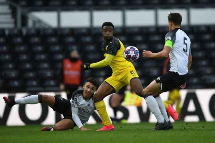 Borussia Dortmund Promosikan Bocah 15 Tahun ke Skuad Utama