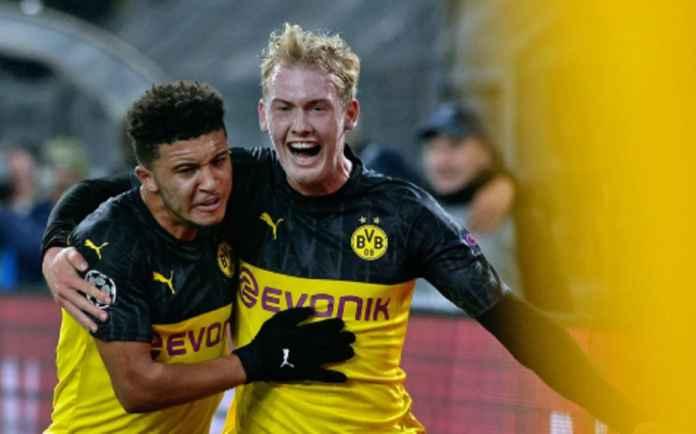 Borussia Dortmund Ragukan Julian Brandt Bermain Kontra PSG