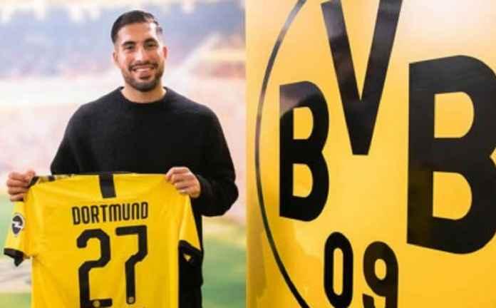 Borussia Dortmund Pinjam Emre Can dan Wajib Beli di Akhir Musim Ini