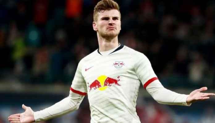 Leipzig: Liverpool Belum Bicarakan Transfer Timo Werner