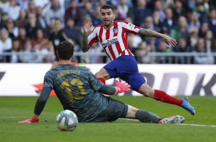Atletico Madrid Cuma Diperkuat Dua Striker Hadapi Granada