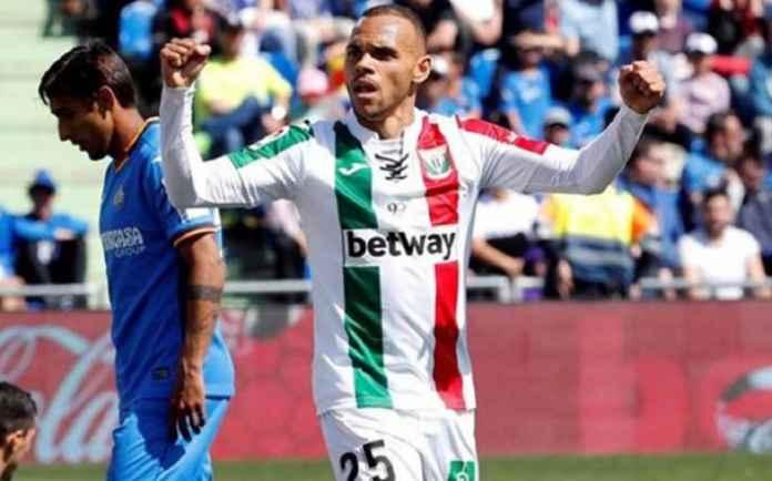 Barcelona Siap Tebus Striker Leganes Gantikan Ousmane Dembele