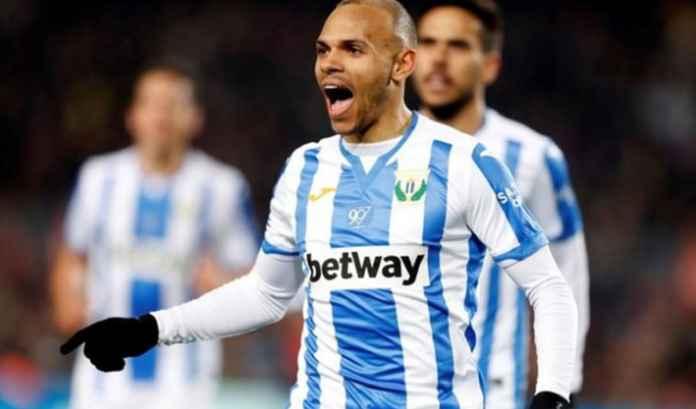 Barcelona Resmi Datangkan Striker Leganes