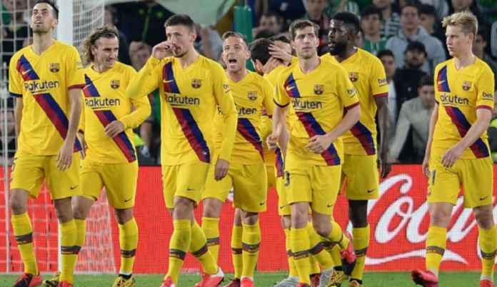 Barcelona Potong Gaji Pemain Jelang Kedatangan Striker Baru