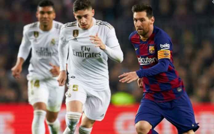 Barcelona Berpeluang Turunkan Lineup Ini di Clasico