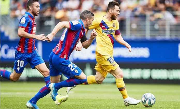 Lionel Messi Musuh Nyata Eibar Saat Bertemu Barcelona