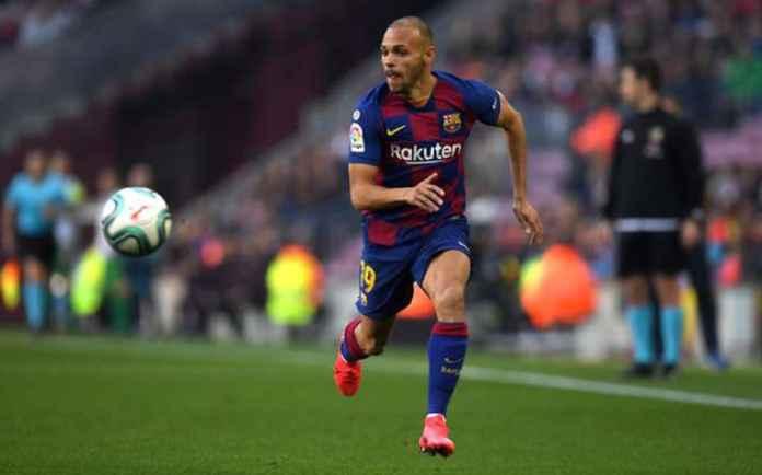 Martin Braithwaite Dipuji Fans Beri Dampak Besar pada Barcelona