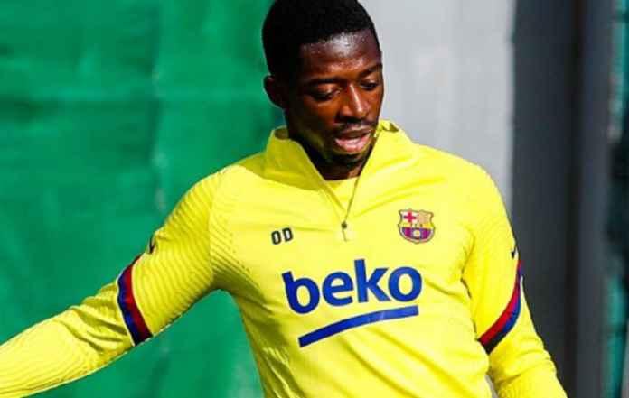 Ousmane Dembele Absen Panjang Lagi dari Barcelona