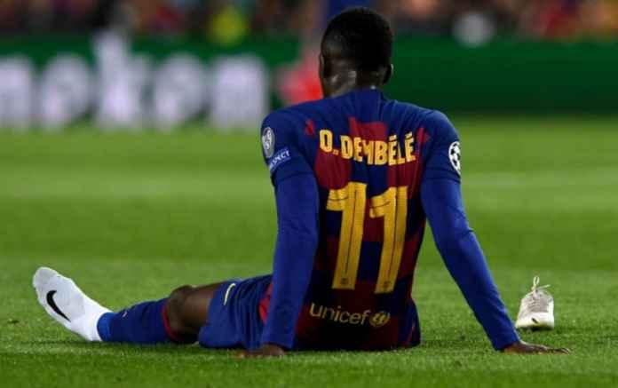Barcelona Punya Waktu 15 Hari Datangkan Pengganti Ousmane Dembele