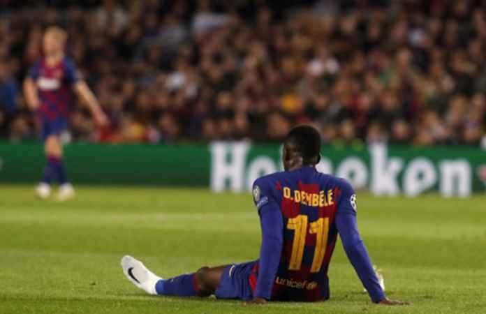 Barcelona Tekad Dapatkan Pengganti Ousmane Dembele dalam 72 Jam