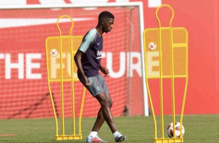 Barcelona Kehilangan Ousmane Dembele Lagi dan Lagi..