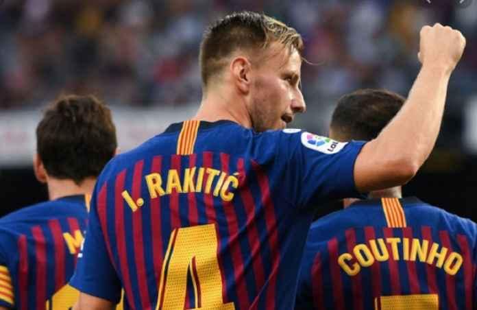Ivan Rakitic Sambut Gembira Peluang Satu Tim dengan Cristiano Ronaldo
