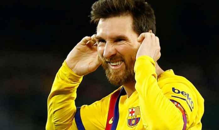 Lionel Messi: Banyak yang Aneh di Barcelona