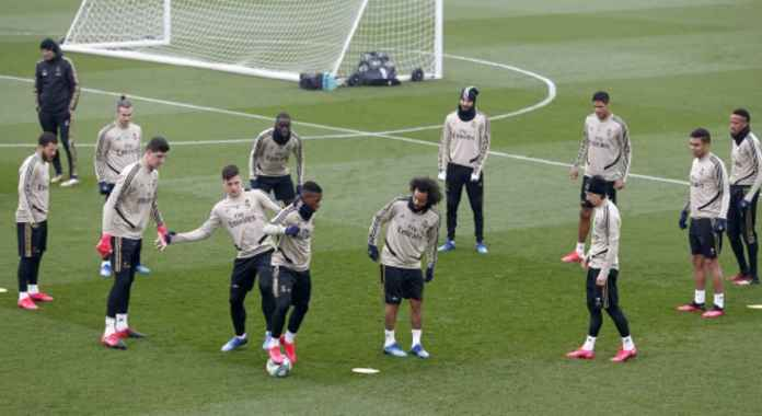 James Rodriguez Absen Saat Real Madrid Tandang ke Osasuna