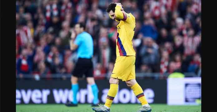 Kejutan Copa del Rey, Tiga Favorit Terkuat Gagal Lolos Semi Final