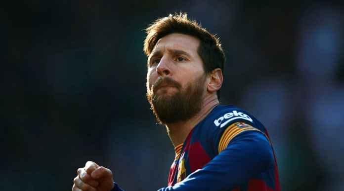 Lionel Messi Tidak Egois Malah Bikin Barcelona Nyaris Gagal Gol