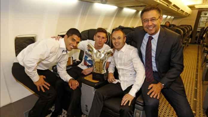 Presiden Barcelona Pakai Jasa PR Jelek-jelekkan Messi, Pique, Guardiola