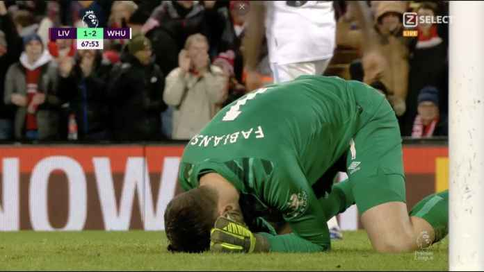 Mantan Kiper Arsenal Membantu Malam Kemenangan Liverpool