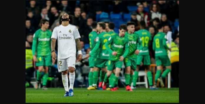 Tak Ada Treble Real Madrid Musim Ini, Sisa La Liga dan Liga Champions