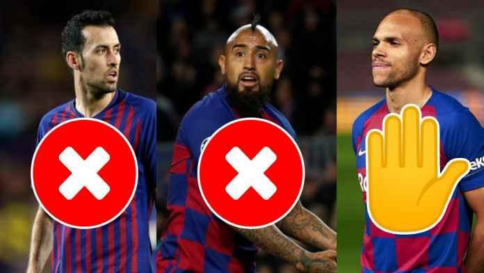 Masalah Barcelona di leg kedua kontra Napoli