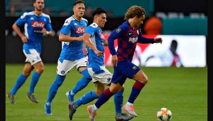 Prediksi Napoli vs Barcelona, Liga Champions 26 Februari 2020