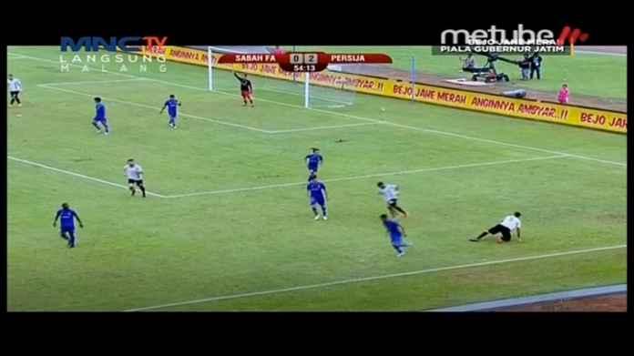 Persija Jakarta Menang Lagi, 2-0 Atas Sabah FA Hari Kamis