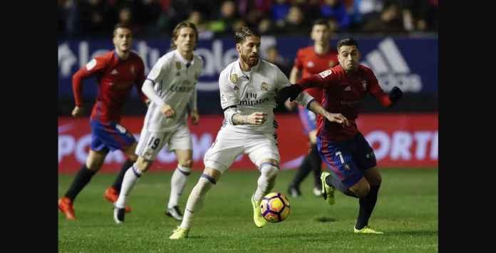 Prediksi Osasuna vs Real Madrid, Liga Spanyol 9 Februari 2020
