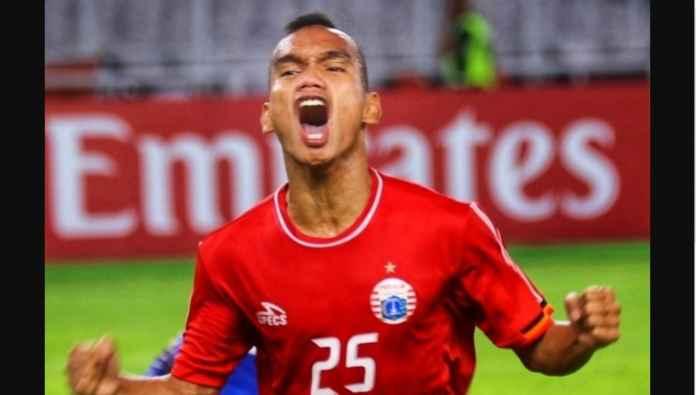 Gol Simanjuntak Dikejar Alfarizi, Persija Jakarta Imbang 1-1 vs Arema FC