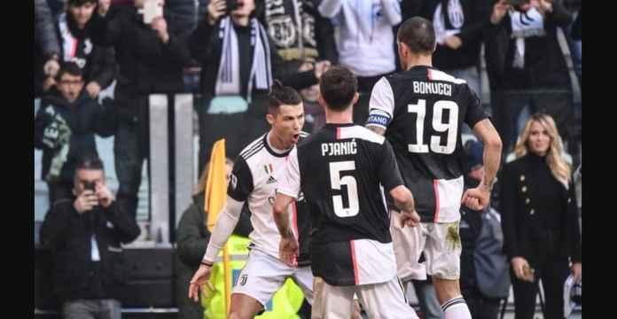 Ronaldo 50 50, Sumbang 40 Gol dan 10 Assist Dalam 50 Laga Juventus