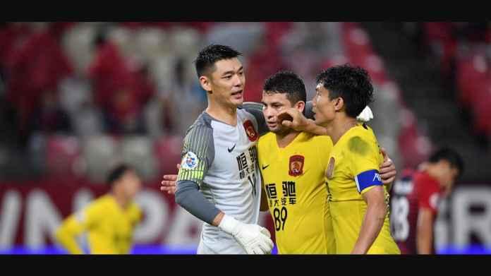 Bintang Liga Super China Sumbang Masker, Bantu Perangi Virus Corona