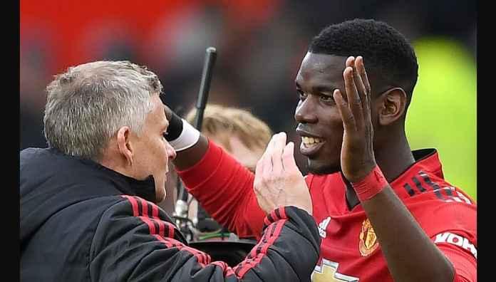 Pelatih Manchester United Penjarakan Paul Pogba, Tuding Sang Agen