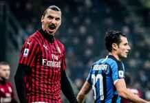 Ibrahimovic Meledek Inter: Tak Layak Berada di Posisi Kedua Liga Italia