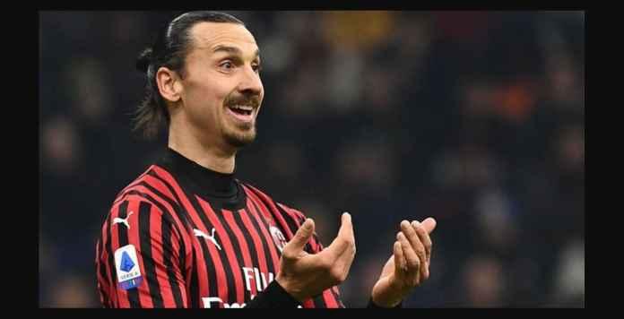 Zlatan Terlibat Dalam Dua Gol Milan ke Gawang Inter Tadi Malam
