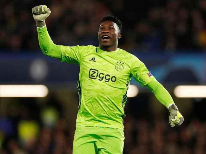 Andre Onana Sudah Sepakat Soal Harga dengan Chelsea?
